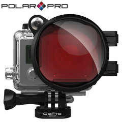 PolarPro Switchblade2.0 GoPro Hero3+ / 3 Red Macro Scuba Filter