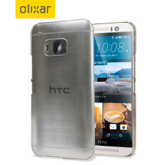 Encase Polycarbonate HTC One M9 Shell Case - 100% Clear