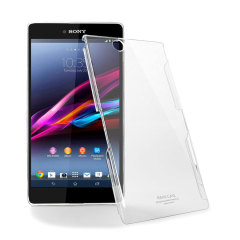 Polycarbonate Sony Xperia Z Ultra Shell Case - 100% Clear