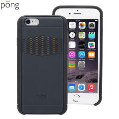 Pong Rugged Apple iPhone 6 Signal Boosting Case - Black