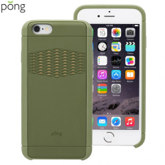 Pong Rugged Apple iPhone 6 Signal Boosting Case - Green