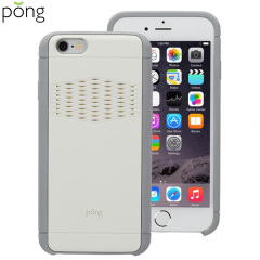 Pong Rugged Apple iPhone 6 Signal Boosting Case - White