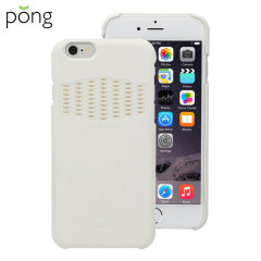 Pong Sleek Apple iPhone 6 Signal Boosting Case - White