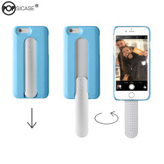 POPSICASE iPhone 6S / 6 Selfie Case - Blue