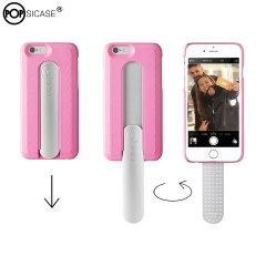 POPSICASE iPhone 6S / 6 Selfie Case - Pink