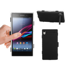 Power Jacket 3200mAh for Sony Xperia Z1 - Black