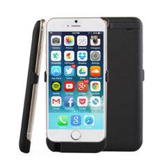 Power Jacket iPhone 6S / 6 Case 3000mAh - Black