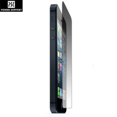 Power Support Anti-Glare Film Set - iPhone 5S / 5