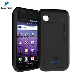 PowerSkin Extended Battery Case for Samsung Galaxy S i9000
