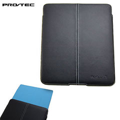 Pro-Tec Executive iPad 4 / 3 / 2 Smart Cover Leather Case - Black