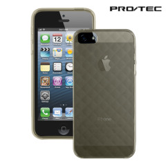 Pro-Tec Quilted Glacier TPU Case for iPhone 5 - Black
