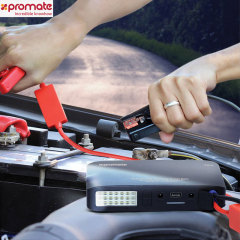 Promate Patrol Emergency Jump Starter With Power Bank