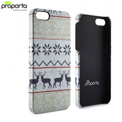 Proporta Christmas Hard Shell for Apple iPhone 5/5S - Prancer