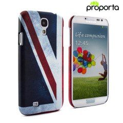 Proporta Hard Case for Samsung Galaxy S4 - Union Jack