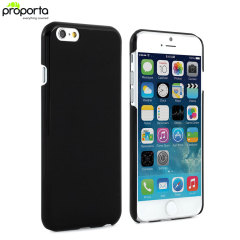 Proporta High Gloss Slim Back iPhone 6 Plus Case - Black