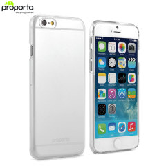 Proporta High Gloss Slim Back iPhone 6 Plus Case - Clear