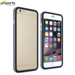 Proporta Polycarbonate iPhone 6 Plus Bumper Case - Black