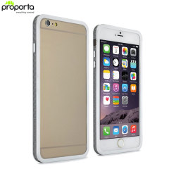 Proporta Polycarbonate iPhone 6 Plus Bumper Case - White