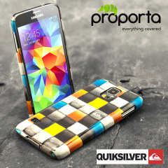 Proporta Quiksilver Hard Case for Samsung Galaxy S5 - Redemption