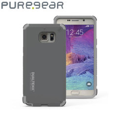 PureGear DualTek Samsung Galaxy Note 5 Tough Case - Grey