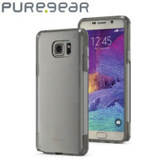 PureGear Slim Shell Pro Samsung Galaxy Note 5 Case - Clear / Black