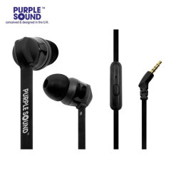 Purple Sound AD002 'Made For Android' Headphones - Black