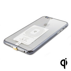 Qi Case Compatible iPhone 6 Wireless Charging Adapter