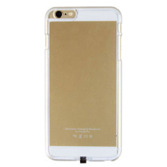 Qi Charging iPhone 6S / 6 Case - Gold