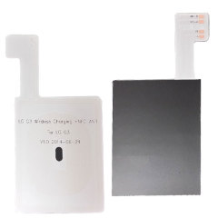 Qi Internal Wireless Charging Sticker Adapter for International LG G3