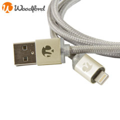 Quickdraw Cable Sync & Charge for Lightning Devices - 1m - Gold