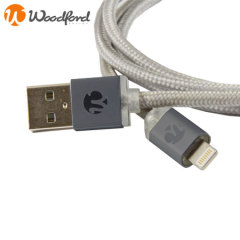 Quickdraw Magnetic Lightning Sync & Charge Cable - Space Grey