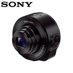 QX10 Lens-Style Camera for Smartphones