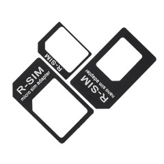 R-SIM Nano SIM Card Multi Adaptor