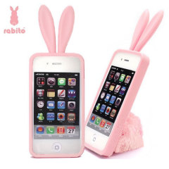 Rabito iPhone 5S / 5 Case- Baby Pink