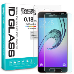 Rearth Invisible Defender Galaxy A7 2016 Glass Screen Protector