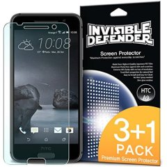 Rearth Invisible Defender HTC One A9 Screen Protector - 4 Pack