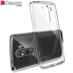 Rearth Ringke Fusion LG G3 Bumper Case - Crystal Clear