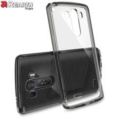 Rearth Ringke Fusion LG G3 Bumper Case - Smoke Black