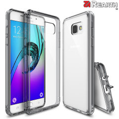Rearth Ringke Fusion Samsung Galaxy A5 2016 Case - Smoke Black