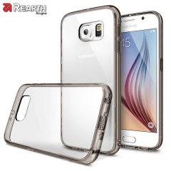 Rearth Ringke Fusion Samsung Galaxy S6 Case - Smoke Black
