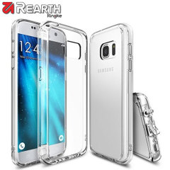 Rearth Ringke Fusion Samsung Galaxy S7 Case - Crystal View