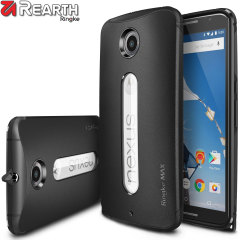 Rearth Ringke MAX Nexus 6 Heavy Duty Case - Black