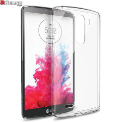 Rearth Ringke Slim LG G3 Case - Crystal