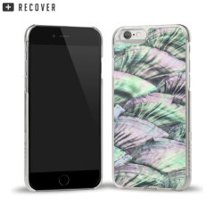 Recover Abalone Shell iPhone 6S / 6 Case - Green