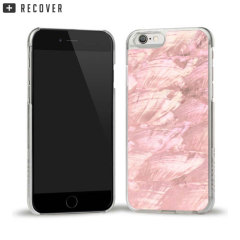 Recover Abalone Shell iPhone 6S / 6 Case - Rose