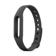 Replacement Band for Mi Band Fitness Monitor - Black