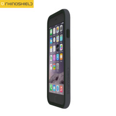 Rhino Shield Crash Guard iPhone 6 Bumper Case - Black