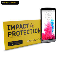Rhino Shield LG G3 Screen Protector