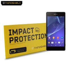 Rhino Shield Sony Xperia Z2 Front & Back Screen Protector