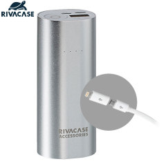 RivaCase Aluminium Rivapower VA1005 5000mAh Power Bank